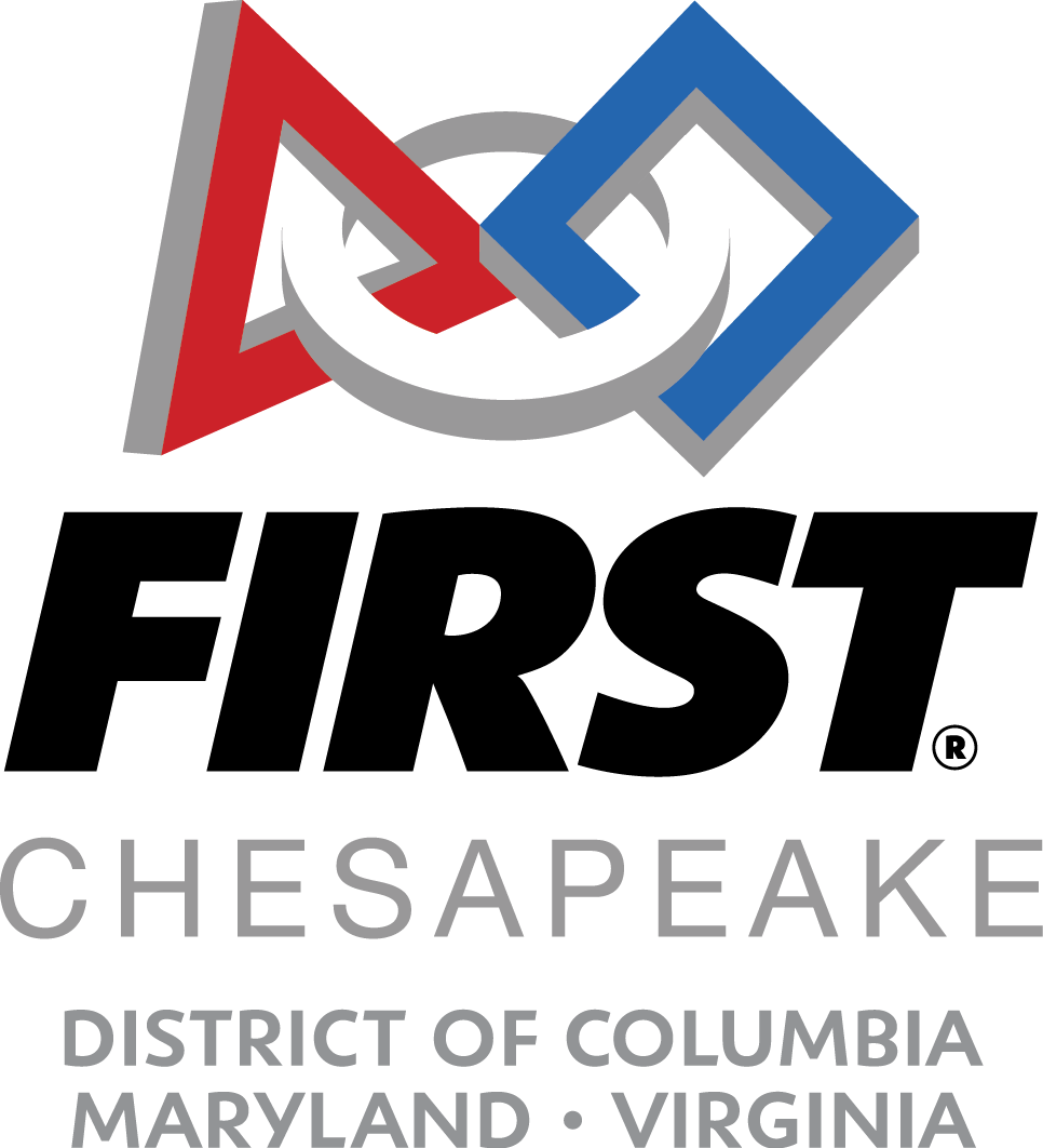FIRST Chesapeake District Championship Event (robotics) logo